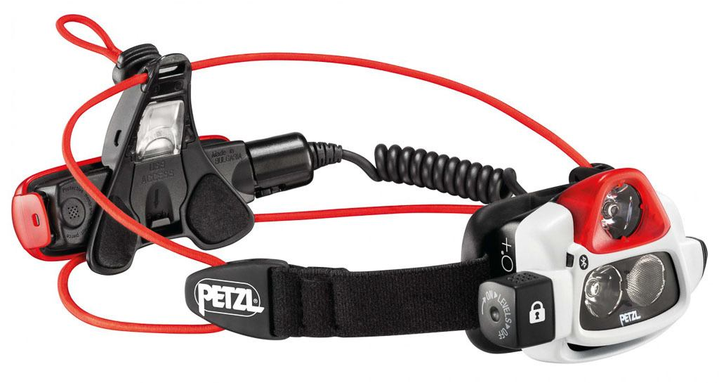 Petzl Nao + Plus / Beste Läufer Stirnlampe
