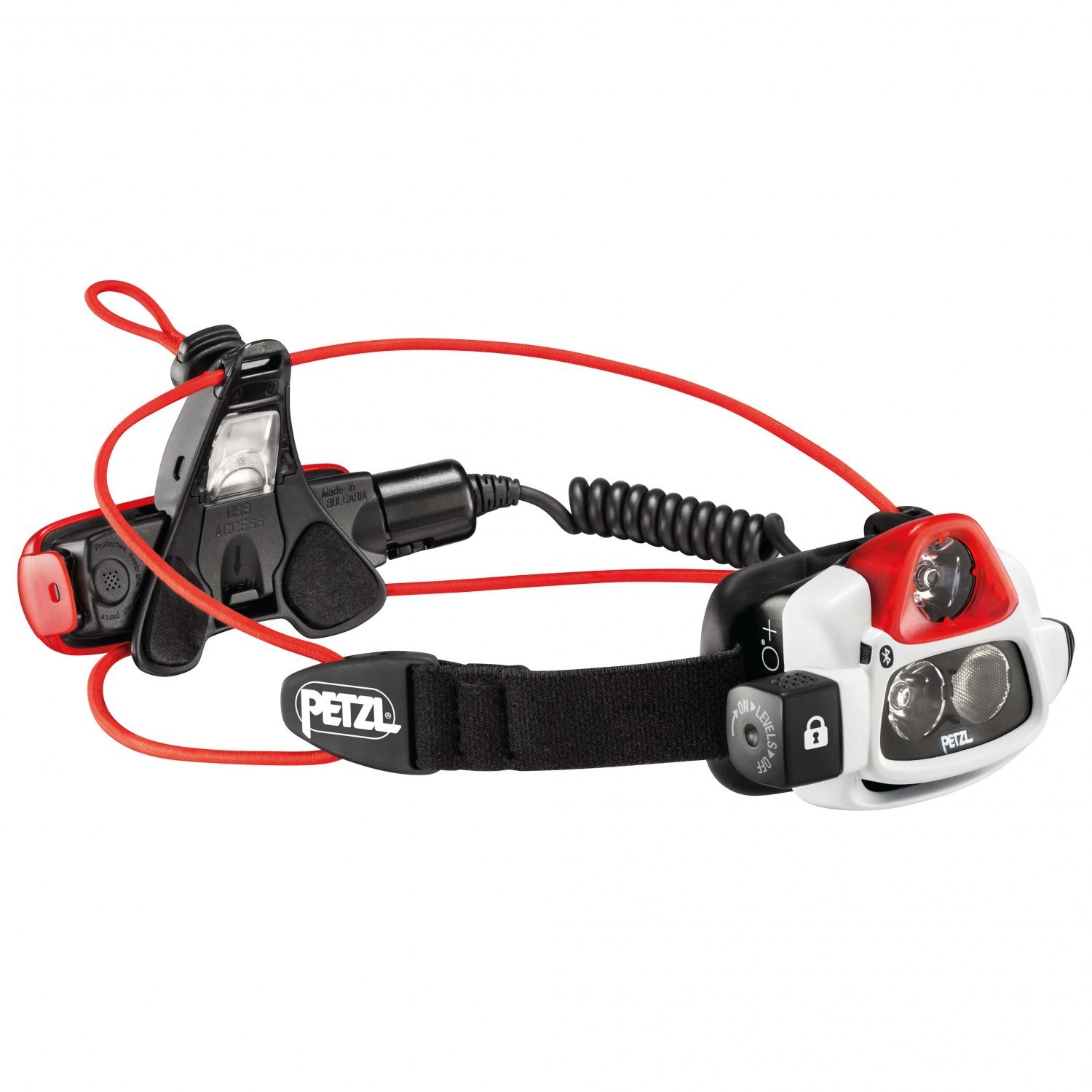Test ​Petzl Nao + Plus stirnlampe Review