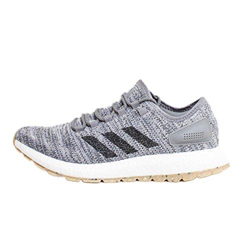 adidas Herren Pureboost All Terrain Fitnessschuhe, Weiß (Ftwbla/Negbas/Gritre), 45 1/3 EU