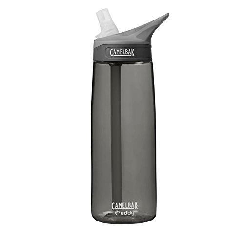 CamelBak Wasserflasche Eddy 0.75 Liter, Charcoal, one-size, 53355