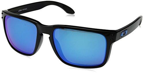Oakley Herren Sonnenbrille Holbrook XL Polished Black Sonnenbrille