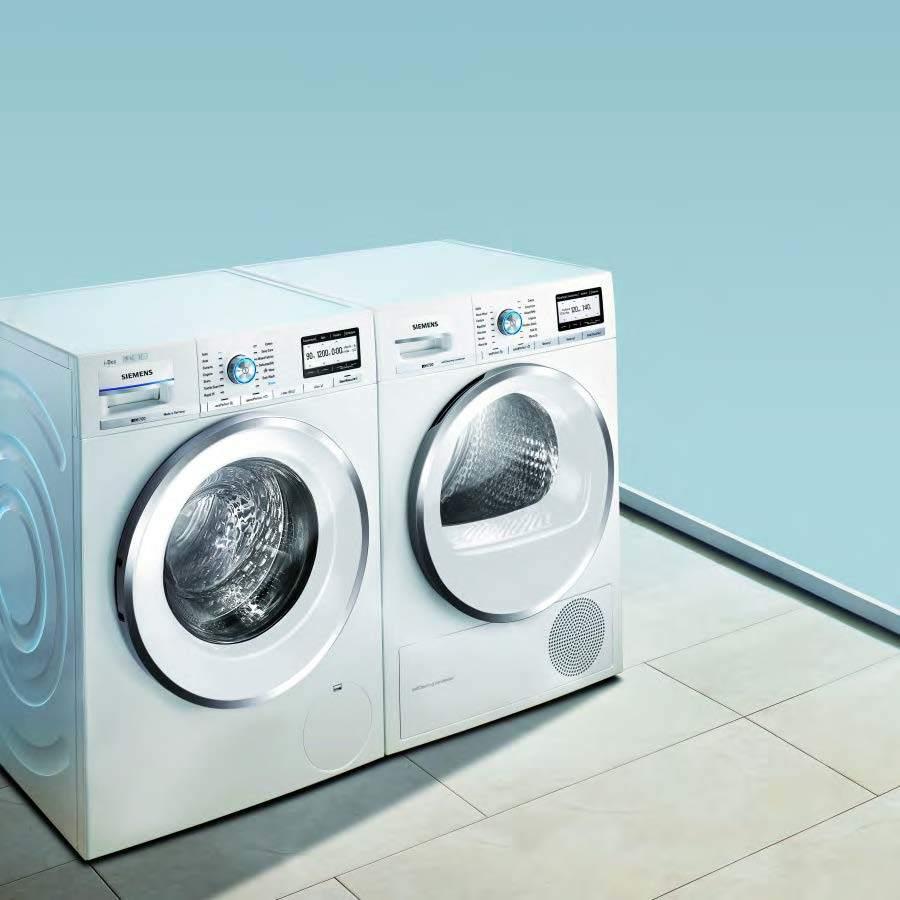 Siemens Outdoor Waschprogramm