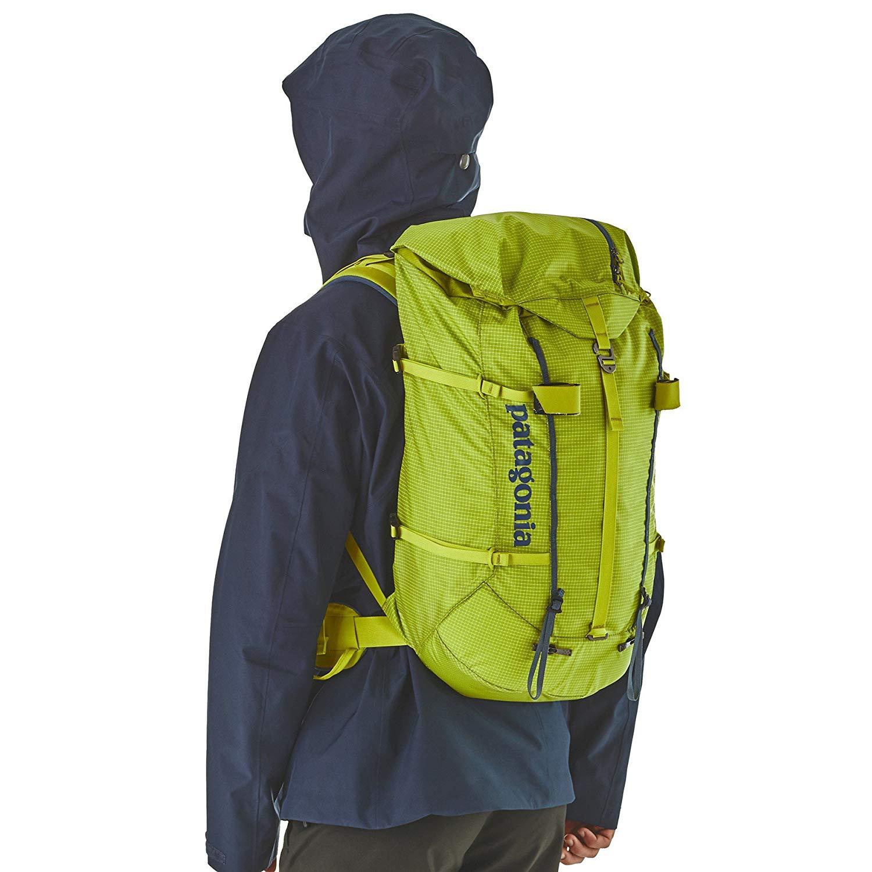 alpiner kletterucksack im Test Patagonia Ascensionist 40