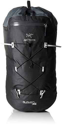 Arcteryx Erwachsene Rucksack Alpha FL Backpack, Black, 30 x 20 x 68 cm