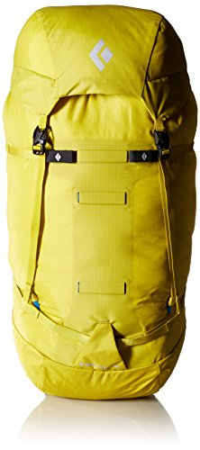 Black Diamond Speed 50 Rucksack, Sulfur, 62 x 33 x 16 cm