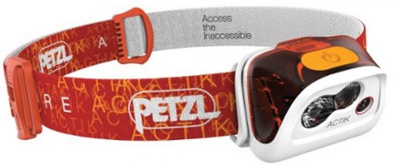 Petzl Actik Core Stirnlampe