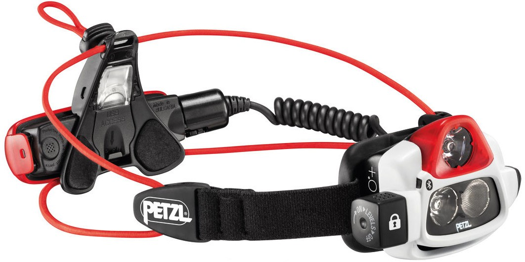 Petzl NAO Plus Stirnlampe Test