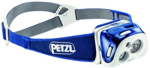 Petzl Reactik Stirnlampen Test (