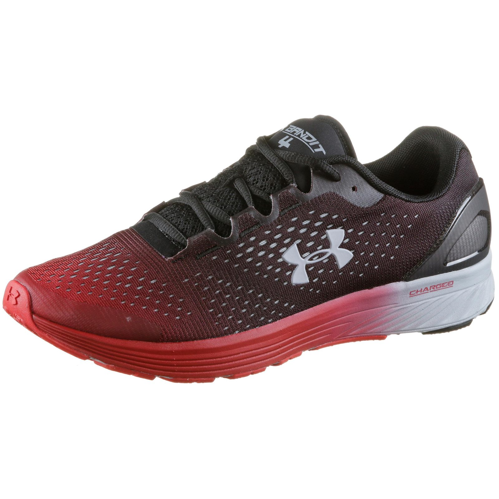 Under Armour Charged Bandit 3 Test Lauschuh