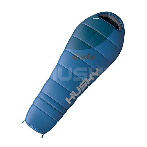 Kinderschlafsack Magic -12°C blue erweiterbar blue