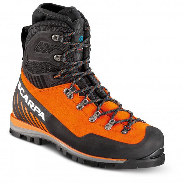 Scarpa - Mont Blanc Pro GTX - Bergschuhe Gr 40,5;42,5;43;45;45,5;46;48 orange