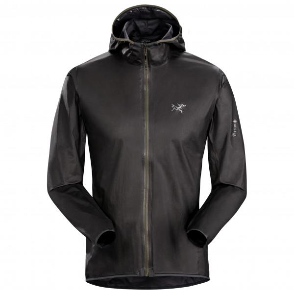 Arc'teryx - Norvan SL Hoody - Laufjacke Gr S schwarz