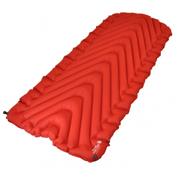 Klymit - Insulated Static V Luxe - Isomatte Gr Extra Large rot