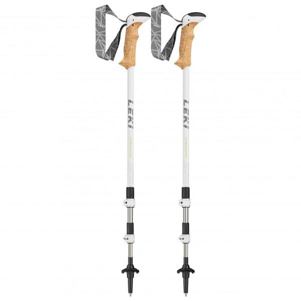 Leki - Women's Cressida - Trekkingstöcke Gr 90-125 cm silber /grau