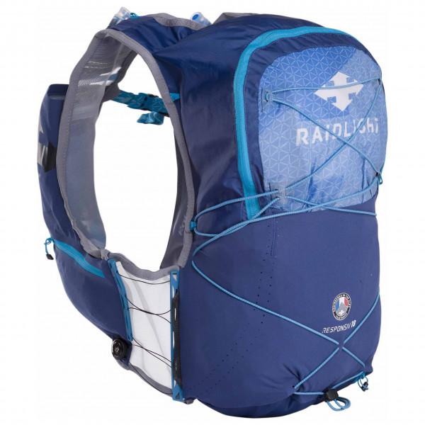 Raidlight - Responsiv Vest 18 - Trailrunningrucksack Gr 18 l - M blau/grau