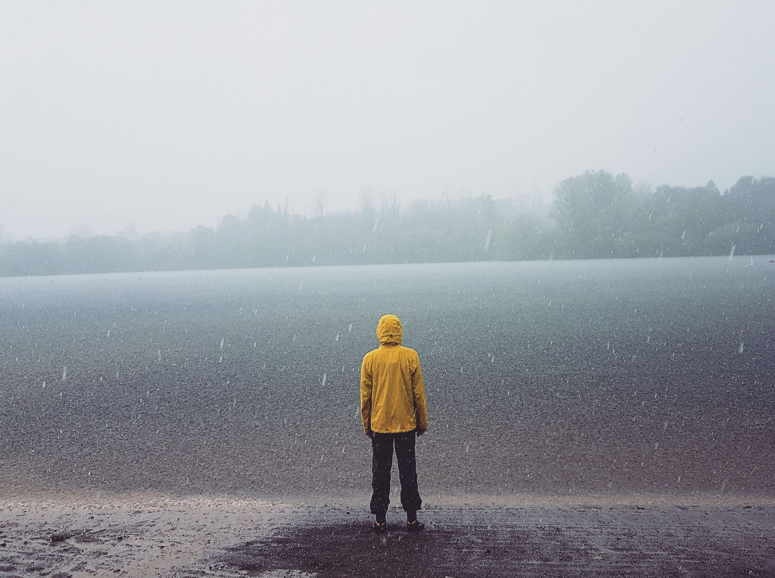 wasserdichte atmungsaktive Regenjacke zum Wandern im Test