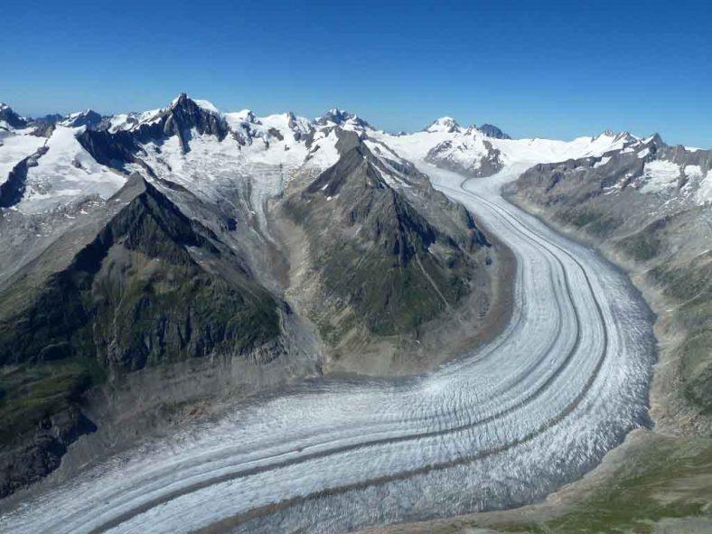 Berner Alpen Hochtouren und Skitouren