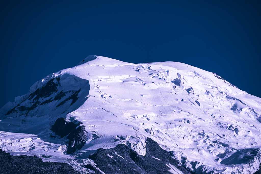 Matterhorn, Monte Rosa, Mont Blanc: Speedclimbing in Serie
