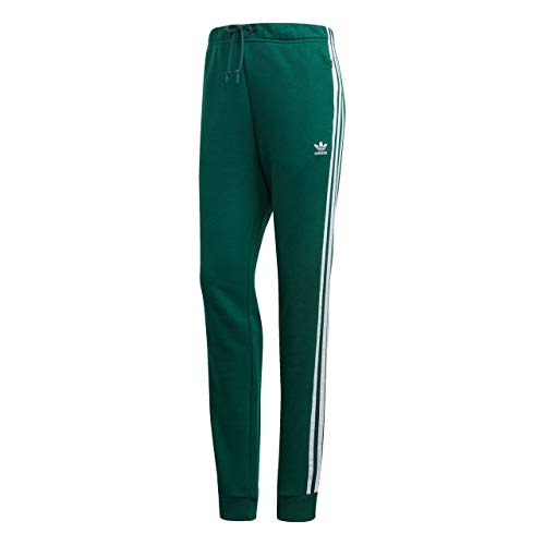 adidas Damen Cuffed Trainingshose, Grün (Collegiate Green), D38
