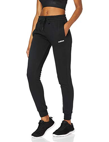 adidas Damen Essentials Solid Trainingshose, Black, L