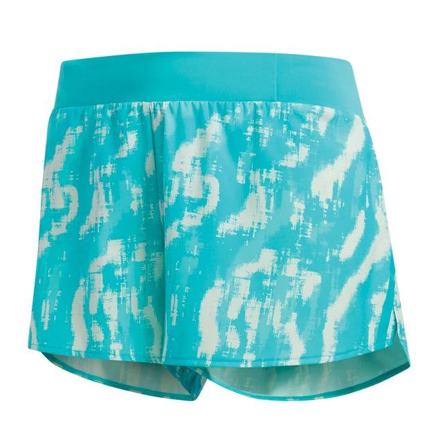 adidas Damen (Türkis L/4 INT ) / Hosen Shorts (Türkis / L/4) - Hosen, Shorts