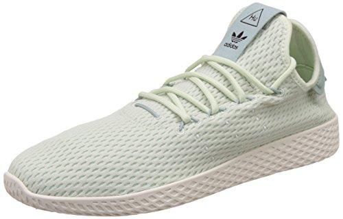adidas Herren Pw Tennis Hu Fitnessschuhe, Grün Verlin/Vertac, 38 2/3 EU