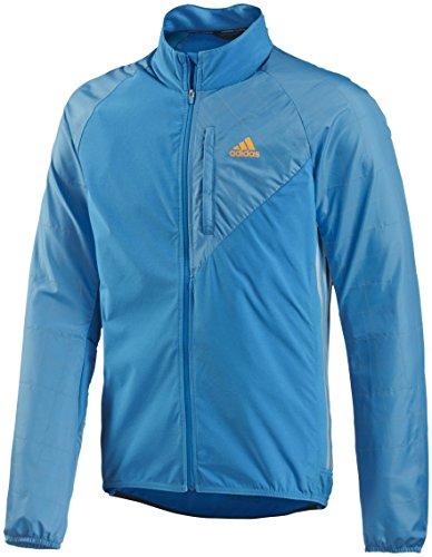 adidas Jacke Tour Commuter Herren solar Blue s14/reflective Silver M