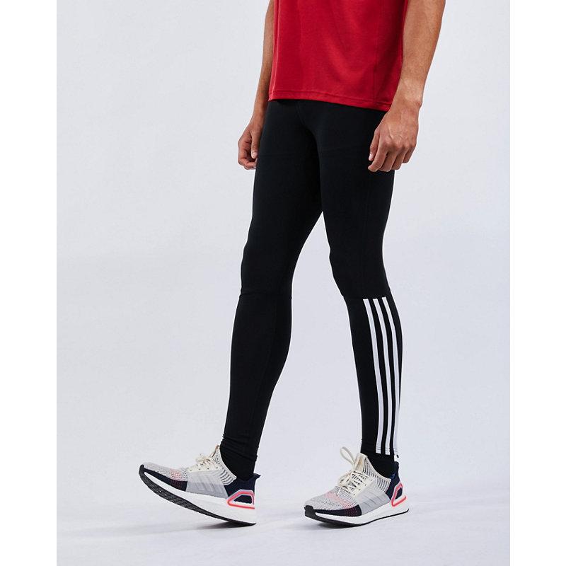 adidas RUN 3S TIGHT - Herren lang