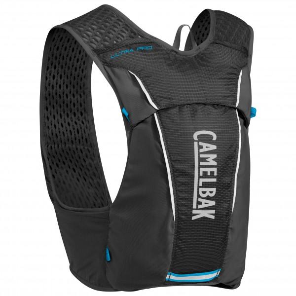 Camelbak - Ultra Pro Vest Quick Stow Flask - Trailrunningrucksack Gr L schwarz