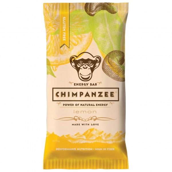 Chimpanzee - Energy Riegel Lemon - Energieriegel Gr 55 g