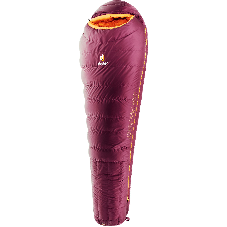 Deuter Astro Pro 600 SL Daunenschlafsack Damen