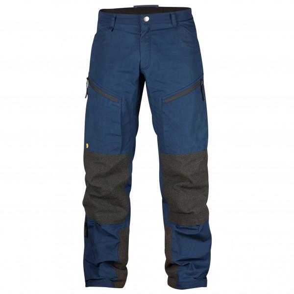 Fjällräven - Bergtagen Trousers - Tourenhose Gr 46 - Long - Fixed Length;48 - Long - Fixed Length;52 - Long - Fixed Length;54 - Long - Fixed Length grau/schwarz