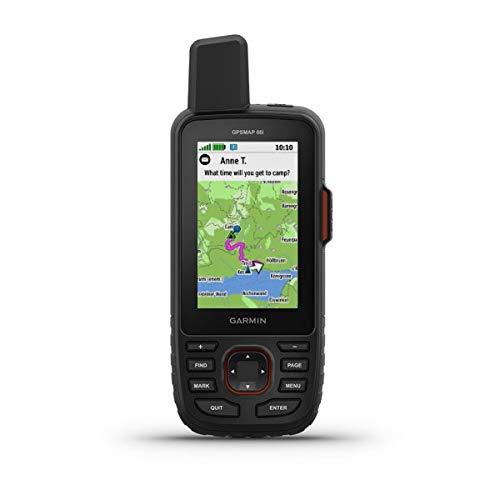 Garmin GPSMAP 66i Test