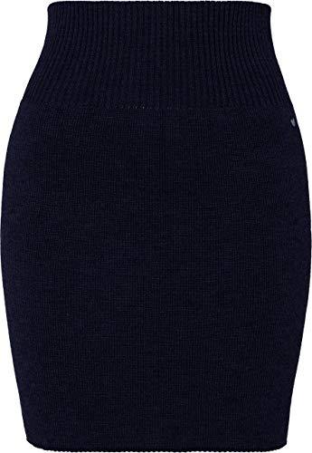 gestrickter Rock für Damen aus 100% Merino extra fein (das Garn ist ÖkoTex Standard 100 zertifiziert)