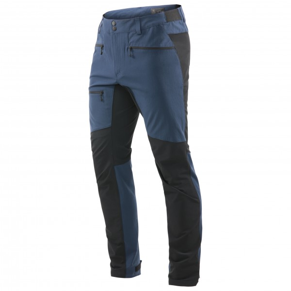 Haglöfs - Rugged Flex Pant - Trekkinghose Gr L - Regular;L - Short;M - Regular;M - Short;S - Long;S - Regular;S - Short;XL - Long;XL - Regular;XL - Short;XXL - Regular schwarz/blau;schwarz;grau/schwarz;schwarz/grau;schwarz/oliv/grau