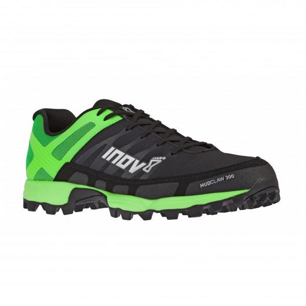 Inov-8 - Mudclaw 300 - Trailrunningschuhe Gr 7,5 schwarz/grün