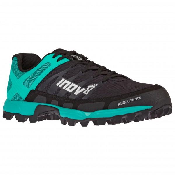 Inov-8 - Women's Mudclaw 300 - Trailrunningschuhe Gr 4,5;5;5,5;6;6,5;7,5;8 schwarz/türkis
