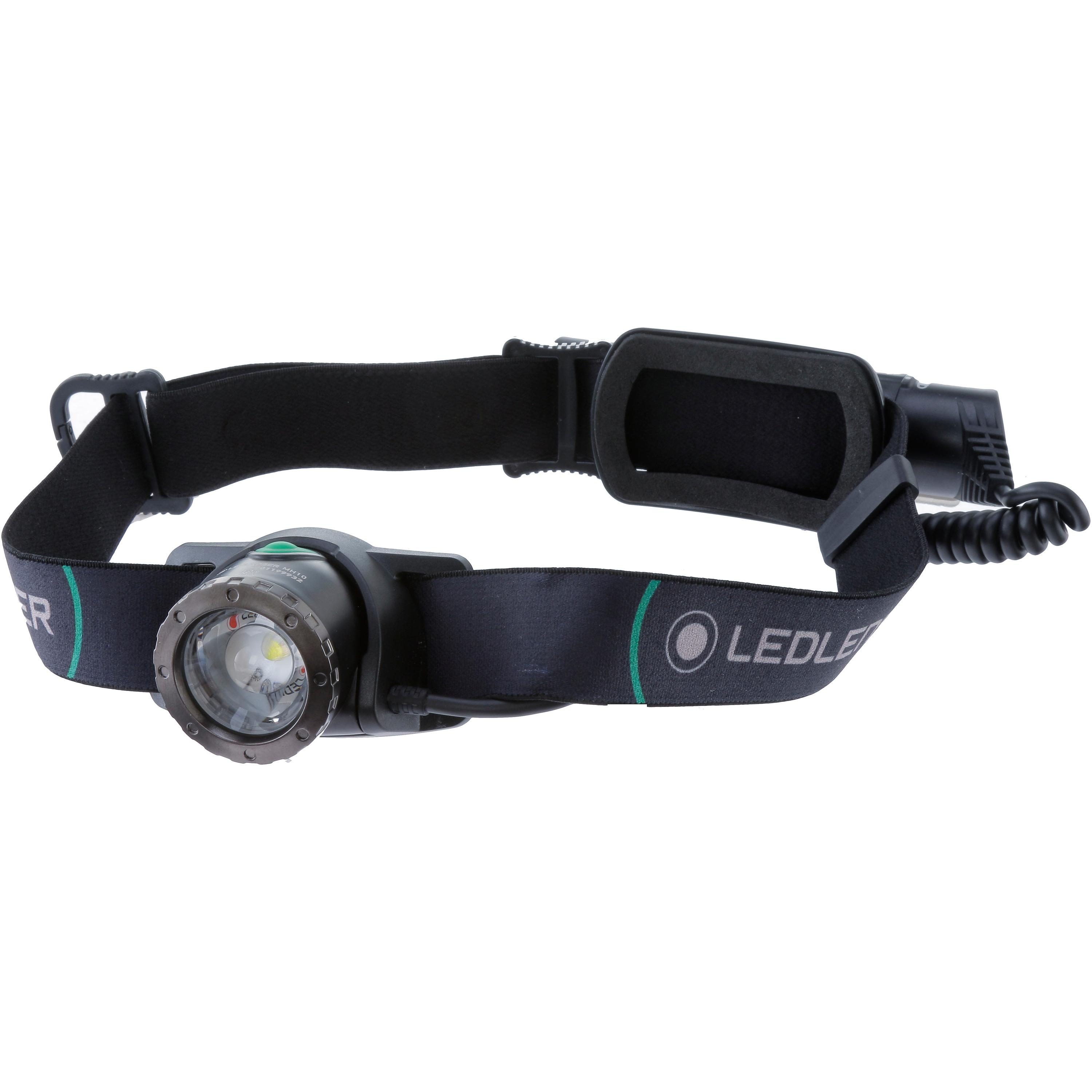 Led Lenser MH10 Stirnlampe LED