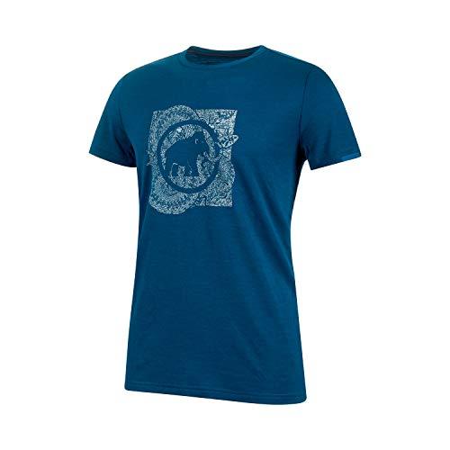 Mammut Alnasca T-Shirt Herren Poseidon, L