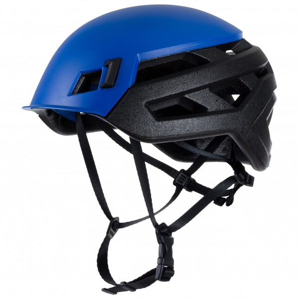 Mammut - Wall Rider - Kletterhelm Gr 56-61 cm schwarz/blau