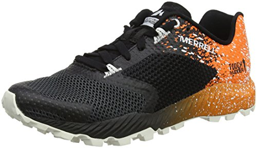 Merrell Damen All Out Crush Tough Mudder 2 Traillaufschuhe, Tm Orange, 38.5 EU