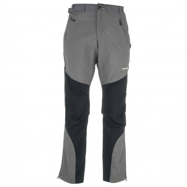 Montane - Terra Pants - Trekkinghose Gr L - Short;M - Long;M - Regular;M - Short;S - Long;S - Regular;S - Short;XL - Regular;XL - Short grau/schwarz;braun/schwarz