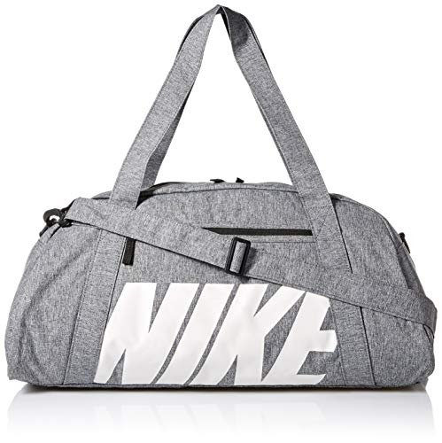 Nike Damen W NK Gym Club Bag, Black/Vast Grey, MISC