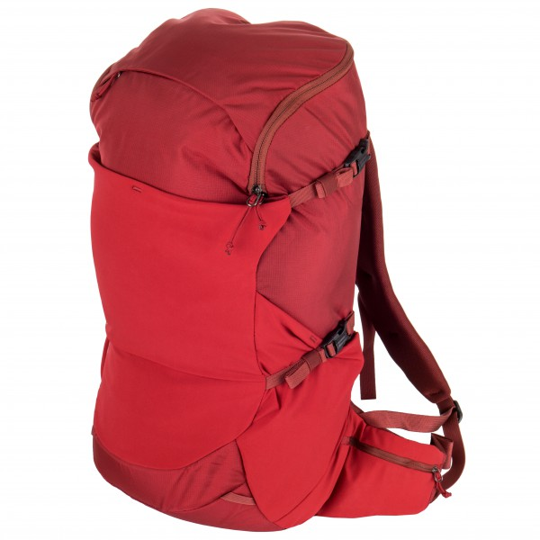 Patagonia - Nine Trails Pack 28 - Wanderrucksack Gr 28 l - L;28 l - S schwarz/grau;rot;blau