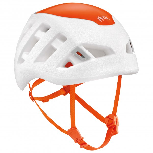 Petzl - Sirocco Helmet - Kletterhelm Gr M/L;S/M weiß/grau;schwarz