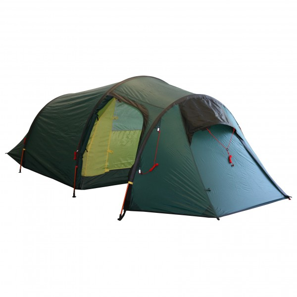 Rejka - Antao II Light XL - 2-Personen Zelt schwarz/grau/oliv