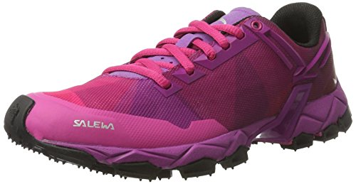 Salewa Damen WS Lite Train Outdoor Fitnessschuhe, Pink (Tawny Port/Haze 1881), 40.5...
