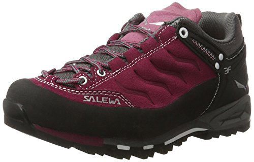 Salewa Mountain Trainer-Bergschuh Damen Trekking-& Wanderhalbschuhe, Violett (RED Onion/Quiet SHADE (1668)), 40
