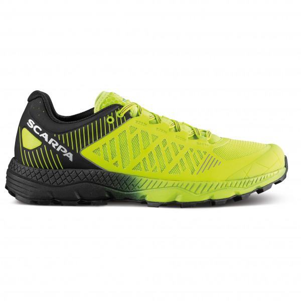 Scarpa - Spin Ultra - Trailrunningschuhe Gr 41,5;44,5;45;45,5;46 grün/schwarz