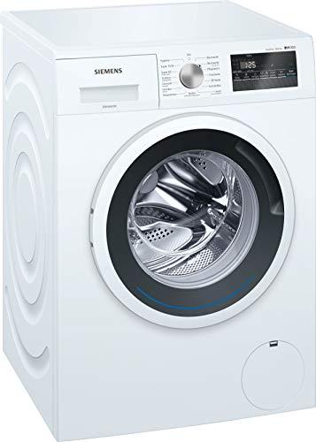 Siemens iQ300 WM14N140 Waschmaschine / 6,00 kg / A+++ / 137 kWh / 1.400 U/min / Schnellwaschprogramm / Nachlegefunktion / aquaStop